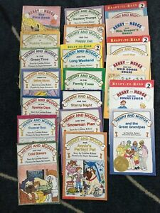 Henry and Mudge - Lot of 23 Books