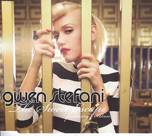 Gwen Stefani The Sweet Escape Maxi Musik Audio CD Neu