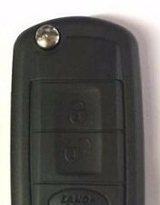 Case Only For Land Rover Range Rover Vogue Button Remote Flip Fob HU92