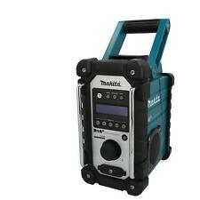Makita Akku Baustellenradio DMR 110 UKW/DAB-DAB+ 7,2?18V/230V Soundbox