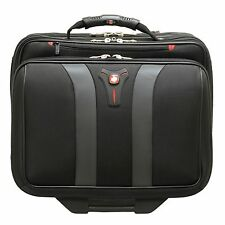 Wenger GRANADA Rodillo Viajes Funda (Negro) for 17 INCH NOTEBOOK