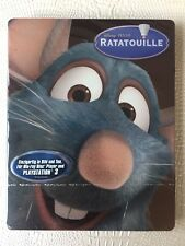 Disney Pixar Ratatouille Blu Ray Steelbook, Region B