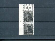 460) All./Bes./Gemeinschaftsausgaben 1947 - Mi.-Nr. 943 DZ 1 gestempelt