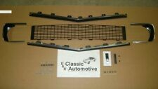 Grill Kit 89pc w/Moldings/Hardware/Bezels/RS Emblem 67 68 RS Camaro **In Stock**