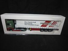 DV6927 ELIGOR 1/43 MERCEDES ACTROS MP3 SEMI WANDT SPEDITION 115147 HORS COMMERCE
