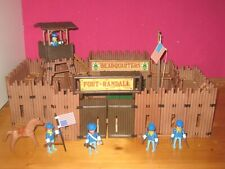 Più obsoleto PLAYMOBIL/Western/Western Fort Randall