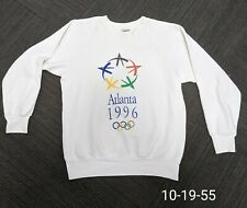 New ListingVintage 1996 Atlanta Summer Olympics Oneita Sweatshirt Made in Usa M