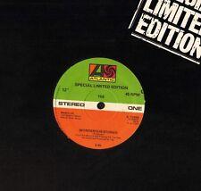 "YES wondrous stories K 10999 limited edition uk atlantic 1977 12"" CS VG/EX"