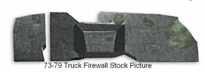 1988 1998 Mack Series CH Truck Firewall Pad