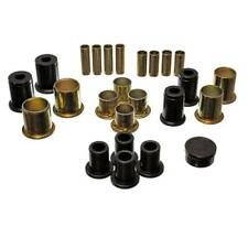 Energy Suspension Control Arm Bushing Kit 3.3173G; Black for Chevy, Buick F/S