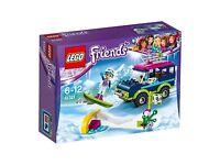 """LEGO® 41321 Friends """"Geländewagen im Wintersportort"""" NEU & OVP"""