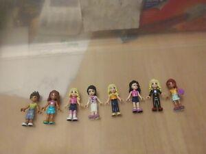 Lego friends mini figures lot#4