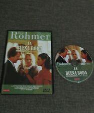 DVD LA BUENA BODA - ERIC ROHMER - LE BEAU MARIAGE - BEATRICE ROMAND - 1981
