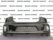 KIA CEED GT 3 DOOR 2012-2016 REAR BUMPER IN BLACK GENUINE [K60]