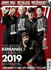 KERRANG! June 2019: METALLICA Led Zeppelin SKUNK ANANSIE Bullet For My Valentine