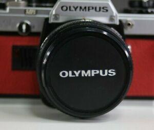 Olympus Original 49mm Lens Cap | OM10, OM20, OM30, OM40, OM1, OM2, OM3, OM4