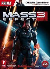 Mass Effect 3 Strategy Guide (Lösungsbuch) von NAMC... | Buch | Zustand sehr gut