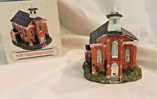 "Harmony Grove 1994 Miniature Village ""First Presbyterian Church"" Ps21"