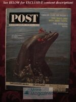 Saturday Evening POST January 4-11 1964 INGER STEVENS DOLPHINS