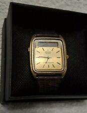 Rare Vintage Seiko H357-5029 Alarm Chronograph (some defects)