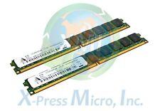 LEGACY 8GB (4GB x 2) PC2-6400 VLP RDIMM MEMORY LE24RV80EVM-CT10P