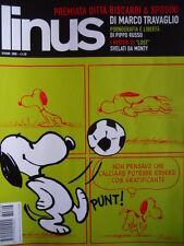 LINUS - Rivista fumetti n°6 2006 -  [G265]