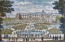 PERELLE: Conflans est une Maison de Plaisance à une lieuë de Paris, 17 ème