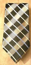 MENS TIE MULTI COLOR 100% IMPORTED SILK MADE IN USA MICHAEL KORS