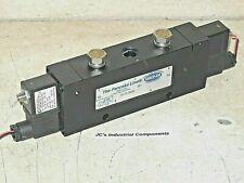Fabco Air    pneumatic solenoid valve   5 way   2 position    38-FF-24VDC