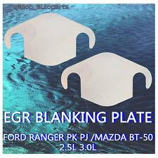 For Ford Ranger PK PJ BT50 EGR Blanking Plate 2.5L 3.0L 2007-2008-2009-2010-2011