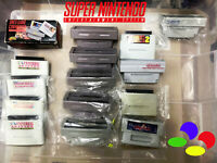 Diverse Super Nintendo Adapter für NTSC& SFC: Fire, Honey Bee, Action Replay TOP