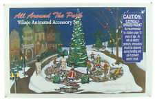 Dept 56 All Around the Park Animated Accessory Set #52477 New In Box