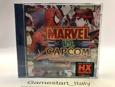 Sega Dreamcast Factory Marvel VS Capcom Clash Superheroes PAL