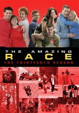 THE AMAZING RACE 13 (2008): with John Keoghan - US TV Season Series - NEW DVD R1