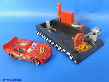 Disney Cars launch & Racer/m1893/Lightning Queen/(montañas de embalaje)