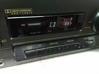 Technics SU-G91 Stereo Integrated Amplifier Limited Testing AS-IS