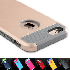 Hybrid Shock Proof Protective Impact Tough Hard Case Cover For iPhone 5 6 7 Plus