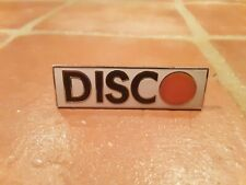 """Widespread Panic Inspired Pin """"Disco"""" Wsp Wsmfp Free Shipping!"""