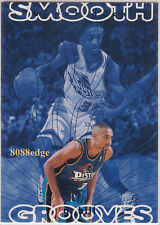 1996-97 UPPER DECK SMOOTH GROOVES: GRANT HILL #SG3 PISTONS ALL-STAR/HALL OF FAME