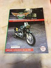 Accessory Mart / Domi Racer Vintage Catalogue 4 - 1985   [3-84]