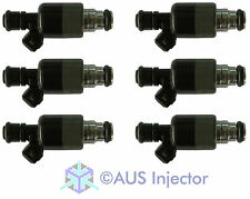 [23121-6] Set of 6 Replacement Fuel Injectors fit {6 Cyl - 2.8L, 3.1L, 3.3L} GM