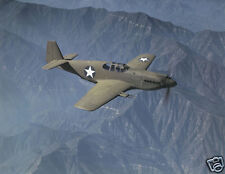 """US Air Force Mustang P51 a Fighter Inglewood California 1942 World War 2 10x8"""""""