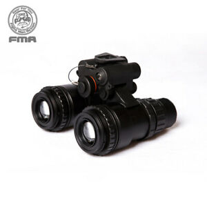 FMA Dummy Model Metal Version Style PVS15 NVG Binocular No function Hunting Gear
