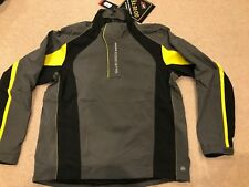 Galvin Green ADDISON Gore Tex Jacket Medium Iron Grey / Yellow - Worn once
