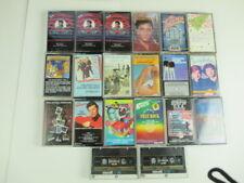 Lot 20 Cassettes ELVIS PRESLEY sealed + rock 1957-67 wt235