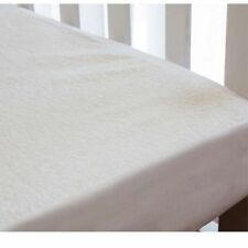 Bubba Blue BAMBOO Fitted Waterproof Mattress Protector - Large Cot