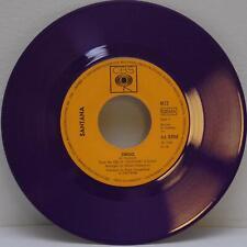 "Santana       Jingo       Pink Vinyl        7""       VG  # C"
