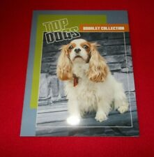 AUSTRALIA MINT STAMP BOOKLET COLLECTION TOP DOGS