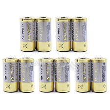 10 pcs 28A 6V 4LR44 4NZ13 4G13 V34PX L1325 Alkaline Battery For Remote Alarm