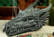 latex only mold dragon head concrte plaster mold
